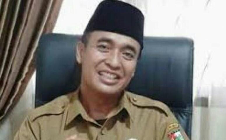 Plt Kadiskes Pekanbaru Muhammad Amin.