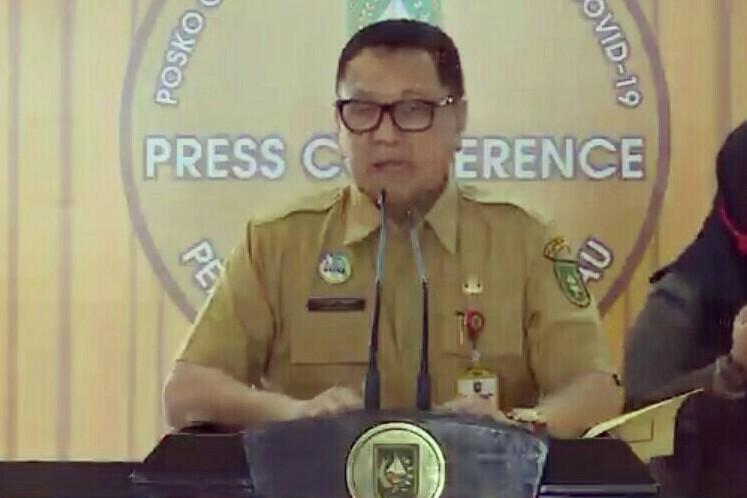 Kepala BPSDM Riau, Joni Irwan