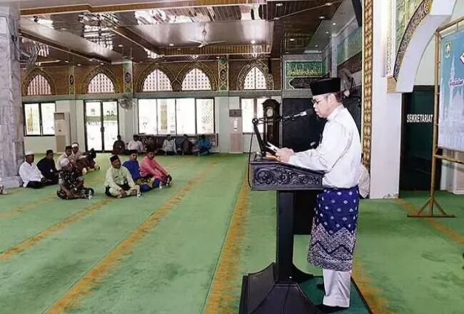 Plt Bupati Bengkalis Muhammad.