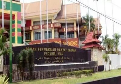 Gedung DPRD Riau