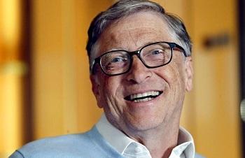 Pendiri Microsoft Bill Gates