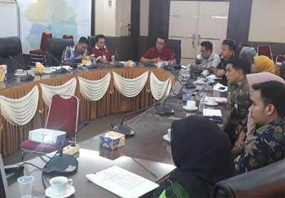 Bawaslu dan Pemerintah Kota Pekanbaru gencar sosialisasi.