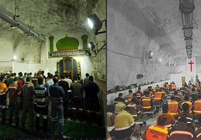 Halloriau Com Inilah Masjid Dan Gereja Yang Persis Berdampingan
