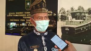 Wakil  Walikota Pekanbaru Ayat Cahyadi.