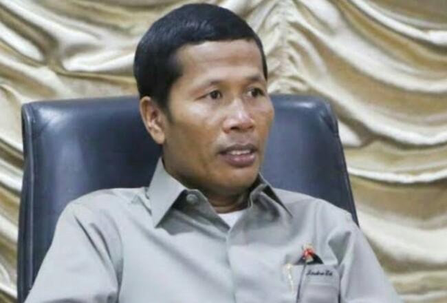 Ketua DPRD Riau Indra Gunawan Eet