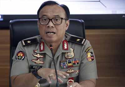Brigadir Jenderal Dedi Prasetyo. Foto: CNNIndonesia