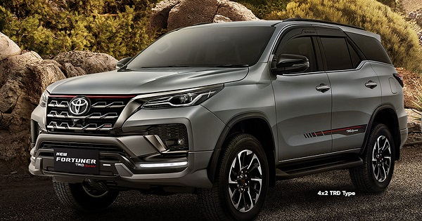 Toyota Fortuner TRD 4X2