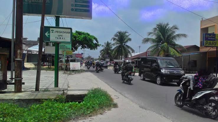 Jalan Sukakarya Tampan, Pekanbaru.