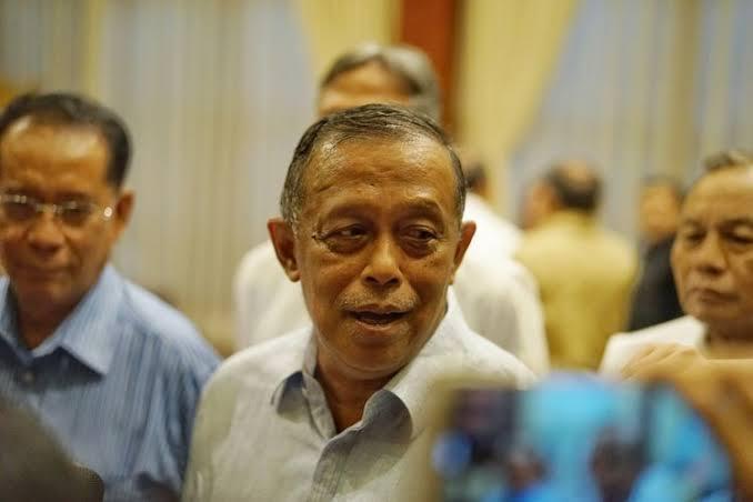 Mantan Panglima TNI Djoko Santoso.