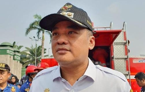 Walikota Jakarta Pusat Bayu Meghantara.