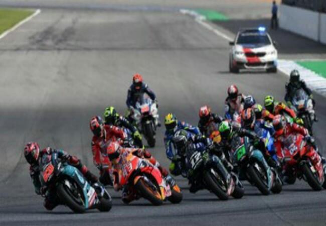 Pebalap MotoGP.
