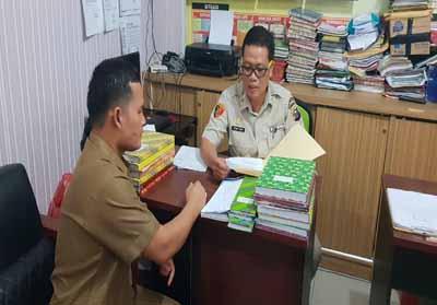 Gubri laporkan suporter PSPS ke Polda Riau.
