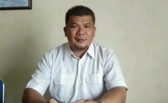 Kepala BKPP Rohul Fhatanalia Putra