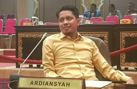 Anggota DPRD Provinsi Riau, Ardiansyah