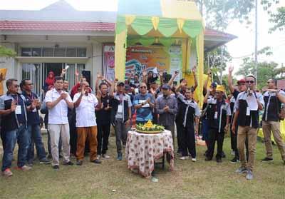 Perayaan HUT ke-3 KCPku.