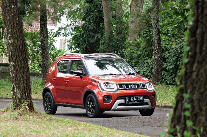 Suzuki New Ignis.