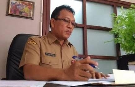 Kepala Badan Kepegawaian Daerah (BKD) Riau, Ikhwan Ridwan
