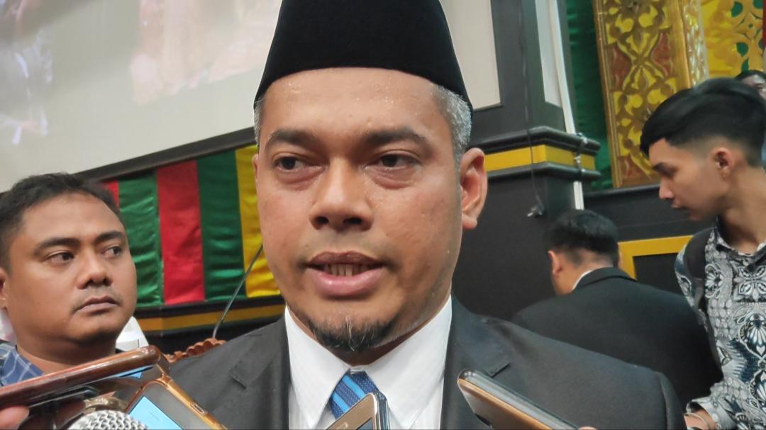 Ketua DPRD Kota Pekanbaru, Hamdani