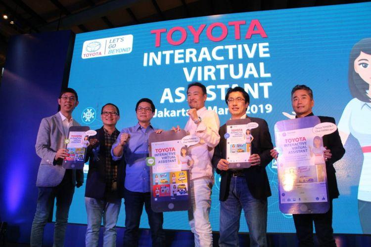 Toyota hadirkan TARRA
