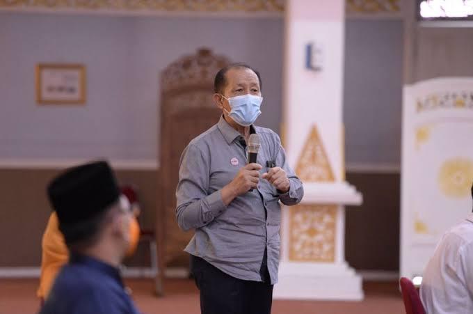 Ketua Perhimpunan Ahli Epidemiologi Riau, dr Wildan Asfan Hasibuan.