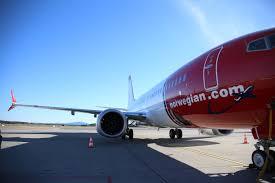 Norwegian Air.