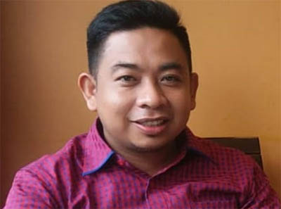 Ketua Komisi III DPRD Kabupaten Indragiri Hulu, Raja Irwantoni SE
