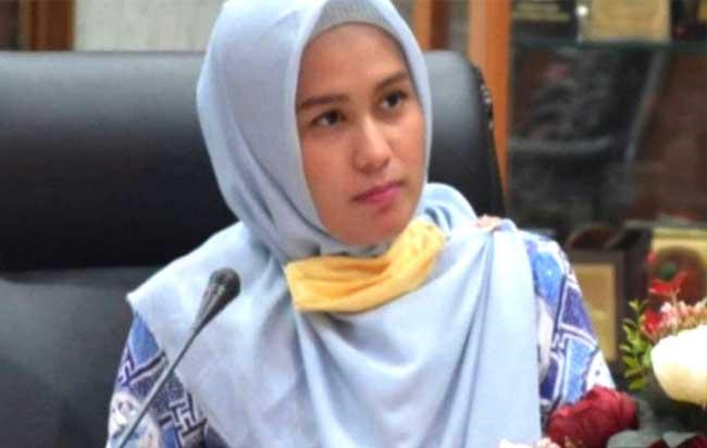 Wakil Ketua Komisi III DPRD Provinsi Riau Karmila Sari.