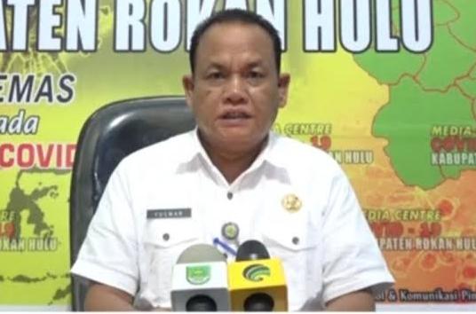 Jubir Covid-19 Rohul, Drs Yusmar M.Si