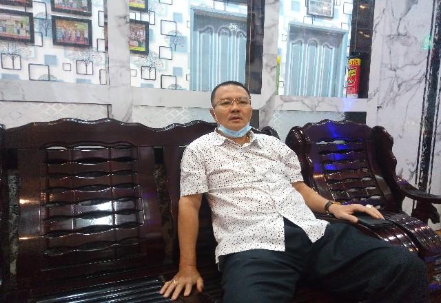 Ketua Multi Marga, Rendi Gunawan Alias Kho Pheng
