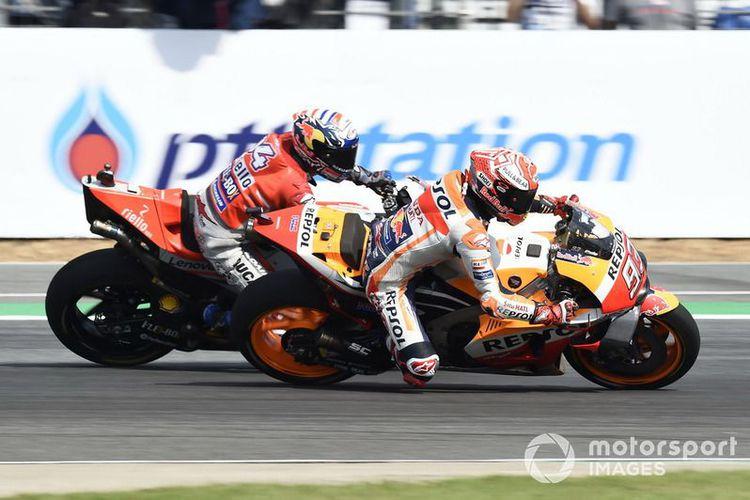 Persaingan Ducati dan Honda