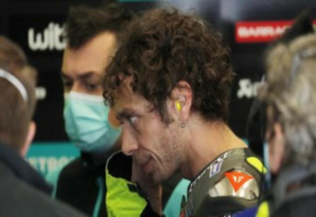 Valentino Rossi. Foto: CNNIndonesia