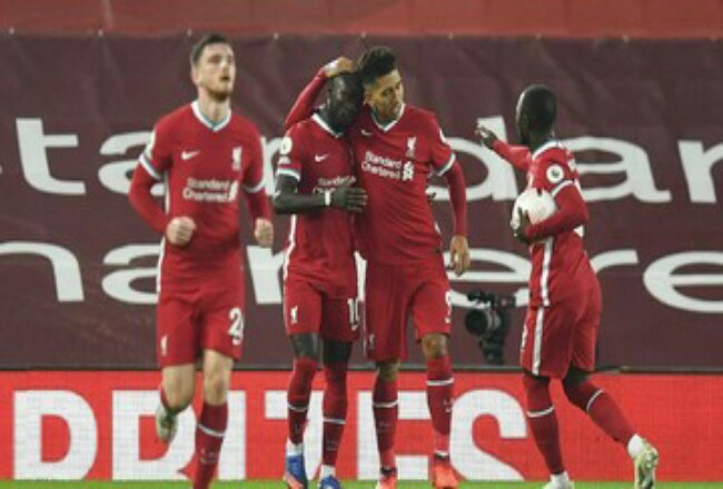 Liverpool sudah tak terkalahkan dalam 63 laga Liga Inggris di Anfield.