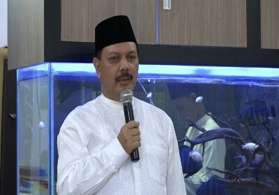Sekda Inhil H Said Syarifuddin