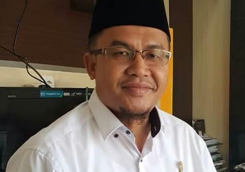 Ketua FKUB Kabupaten Kuansing Bahktiar Saleh