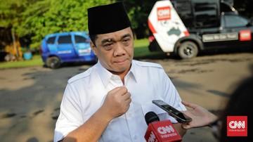 Ketua DPP Partai Gerindra Ahmad Riza Patria. Foto : Cnn Indonesia