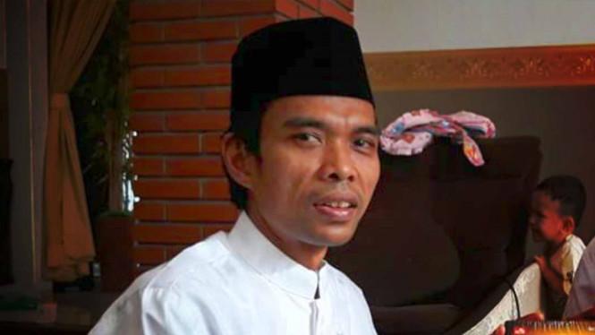 Ustad Abdul Somad.