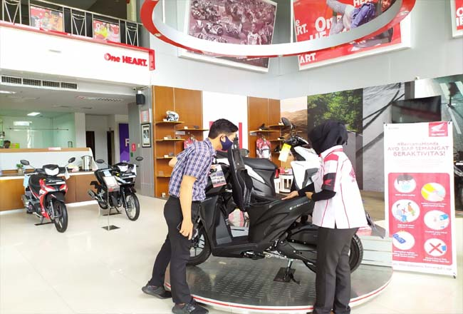 Program Honda JULI.