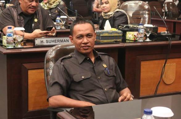 Ketua Bapemperda DPRD Kota Pekanbaru Zulfahmi.