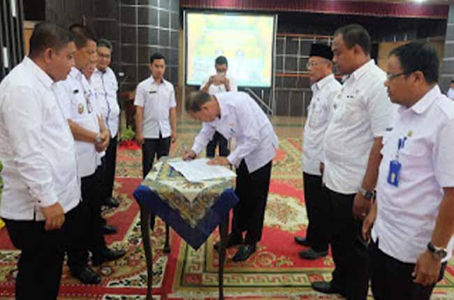 Musrenbang RKPD Kabupaten Inhil Tahun 2020.