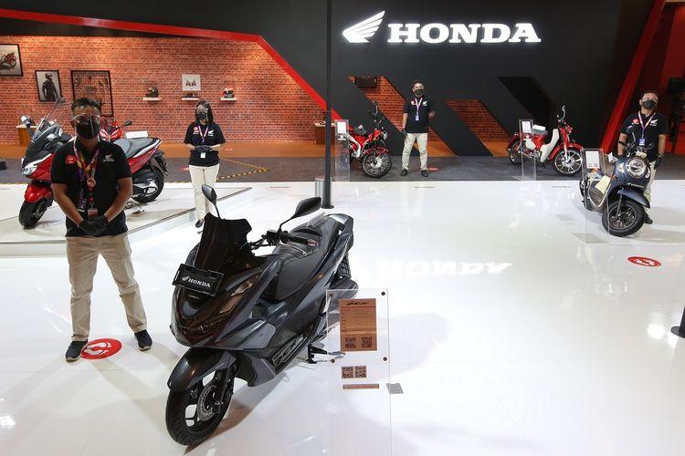 Honda kembali hadir di IIMS 2021.