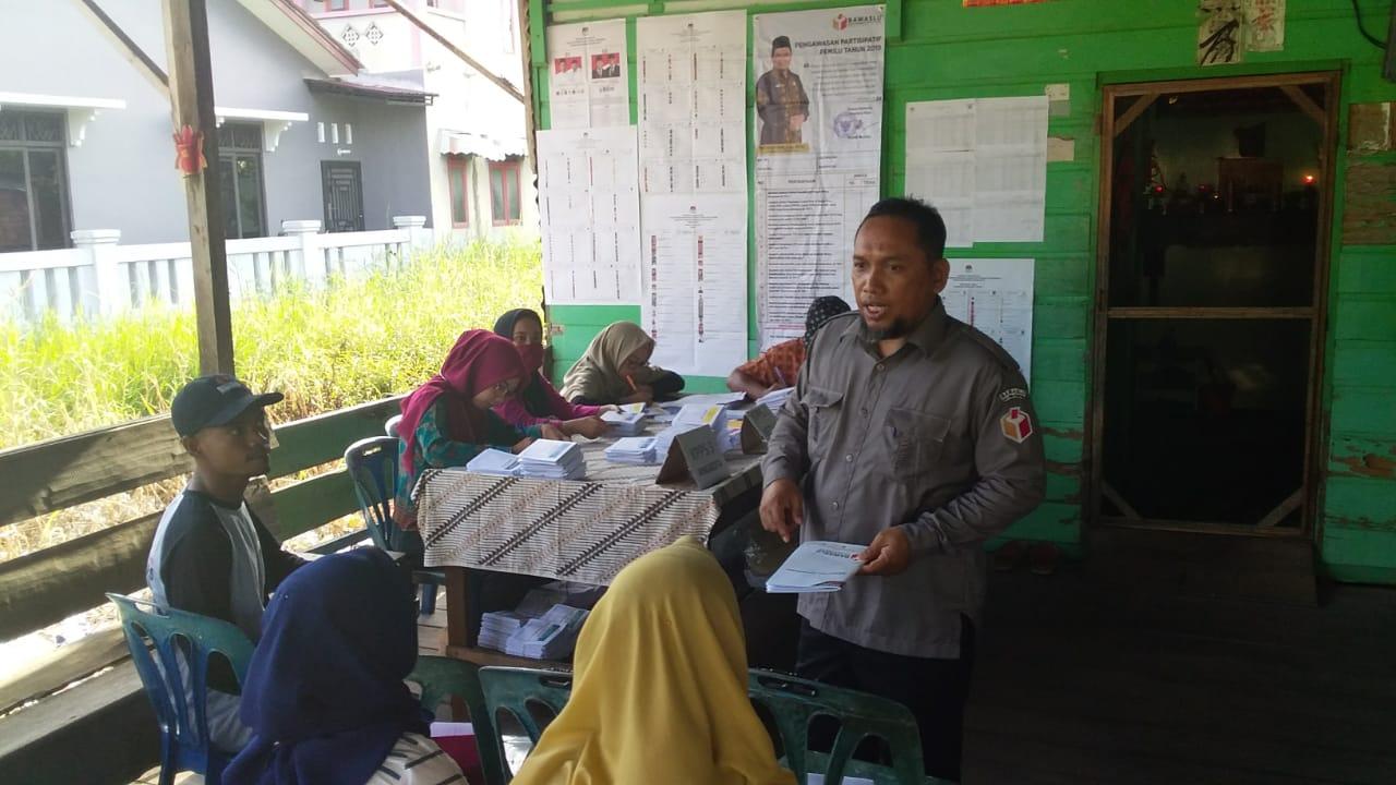 3 TPS di Rohil bakal lakukan pemungutan suara ulang dan 2 TPS pemungutan suara lanjutan.