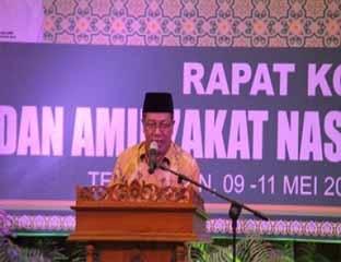 BAZNAS se-Riau Gelar Rakor di Tembilahan