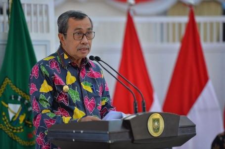 Gubernur Riau, Syamsuar