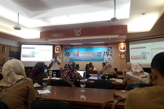 Forum Data Statistik Sektoral dan Spasial.