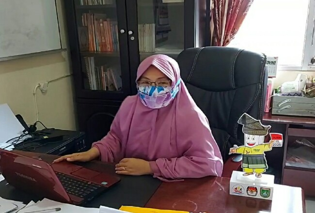 Siti Khadijah, Komisioner KPU Dumai