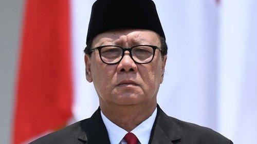 Menteri Pendayagunaan Aparatur Negara dan Reformasi Birokrasi (PANRB) Tjahjo Kumolo