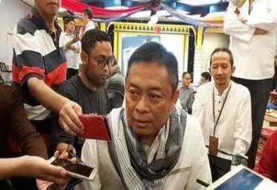 Direktur Utama Telkomsel Ririek Adriansyah