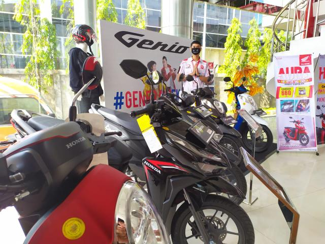 Tidak hanya memberikan kemudahan dalam mendapatkan sepeda motor Honda dambaan konsumen, Honda juga selalu konsisten memberikan layanan purna jual AHASS yang tersebar di seluruh Riau