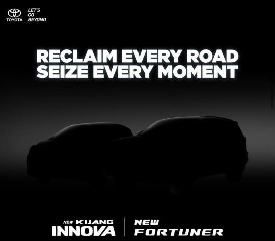 TAM melalui Agung Toyota di wilayah Riau juga mengajak konsumen setia Toyota untuk menyaksikan acara New Fortuner dan New Kijang Innova Digital Launch yang akan dilaksanakan hari ini, Kamis (15/10/2020) pukul 11.00-11.45 WIB.