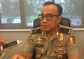 Kepala Biro Penerangan Masyarakat Mabes Polri Brigjen Dedi Prasetyo.